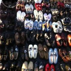 Papuci second-hand calitatea 1 - 15 lei/Kg - Papuci dama, Marime: Alta, Culoare: Alta