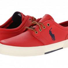 Pantofi Polo Ralph Lauren Faxon Low | 100% originali, import SUA, 10 zile lucratoare - Pantofi barbati