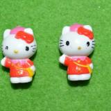 Surpriza Kinder - Lot 2 jucarii surpriza ou Kinder Helo Kitty, 3cm plastic
