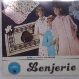 Carte design vestimentar - Lenjerie - Natalia Tautu Stanescu / C57P