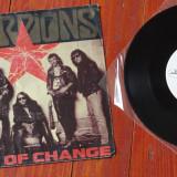 Disc vinil ( vinyl , pick-up ) - Scorpions / Wind of change !!!!!