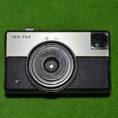 Aparat de Colectie - Aparat foto ISO_PAK Agfa vechi, vintage, colectie, 11.5x7x4cm