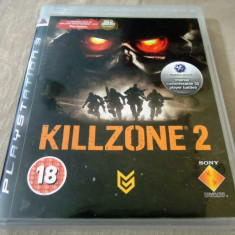Joc Killzone 2 PS3, original, alte sute de jocuri! - Jocuri PS3 Sony, Shooting, 12+, Single player