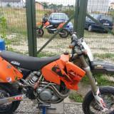 KTM 505 EXC (an 2002) WORKER