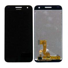 Display LCD - Display Cu Touchscreen Huawei Ascend G7 Original Negru