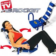 Aparat multifunctionale fitness - Aparat fitness Ab Rocket