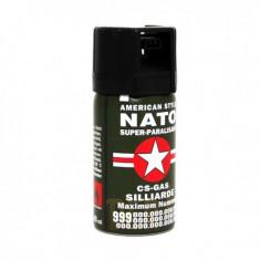 Spray paralizant - Spray cu piper pentru autoaparare Nato