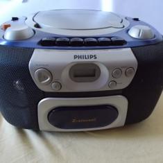 Combina audio - RADIO CASETOFON CD PHILIPS AZ1110/00