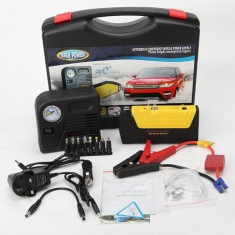 Redresor Auto - Starter auto /Robot de pornire cu compresor masini disel/ benzina