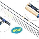Lanseta fibra de carbon Absolute Feeder Baracuda 3, 9 metri - Actiune: A: <180g.