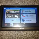 Gps Mio Technology Mio M616 (similar Mio 6800 Mio 6900 Mio 6950) TMC 128 MB RAM 4 GB iGO Primo, 5 inch, Toata Europa, Car Sat Nav, 20 canale, Harta online: 1