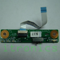 Wireless switch HP Pavilion DV9500 #2 #3 DV9000 DV9600 DV9700 DV9800 DV9900 ETC( placa buton on/off comutator wifi ) DAAT9TH18D2