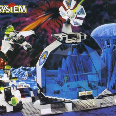 LEGO 6958 Android Base - LEGO Space