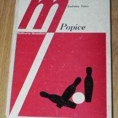 Carte despre Sport - LADISLAU SZOCS - POPICE. METODICA INVATARII SI PERFECTIONARII JOCULUI. editia a 2-a revizuita