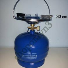 Butelie 3 Litri + Arzator - Aragaz/Arzator camping