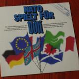 Disc vinil ( vinyl , pick-up ) - NATO spielt fur WdK - Muzica / disc original !!