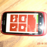 Nokia Lumia 610 - Telefon mobil Nokia Lumia 610, Rosu, Neblocat