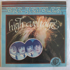 VINIL L.P. THE BEATLES 2 HIGH VOLTAGE ANII 90 STARE IMPECABILA - Muzica Rock electrecord