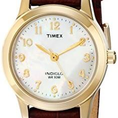 Timex Women's T21693 Elevated Classics Dress | 100% original, import SUA, 10 zile lucratoare af22508 - Ceas dama