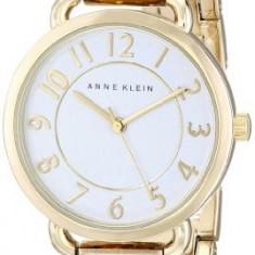 Anne Klein Women's AK 1606WTGB Easy-to-Read | 100% original, import SUA, 10 zile lucratoare af22508 - Ceas dama