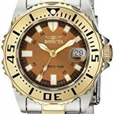 Invicta Women's 14372 Pro Diver Brown | 100% original, import SUA, 10 zile lucratoare af22508 - Ceas dama