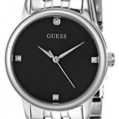 GUESS Women's U0533L1 Silver-Tone Mesh Watch | 100% original, import SUA, 10 zile lucratoare af22508 - Ceas dama