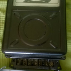 Tablou electric - Contor trifazic AEM Type T 2CA43