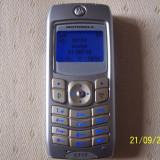 Telefon Motorola, Argintiu, Nu se aplica, Orange, Fara procesor, Nu se aplica - MOTOROLA C117