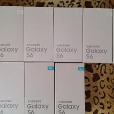 Samsung Galaxy S6 NOI SIGILATE!!! - Telefon mobil Samsung Galaxy S6, Auriu, 32GB, Neblocat