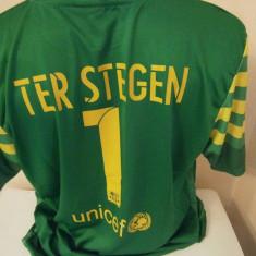Tricou echipa fotbal - TRICOU MARC ANDRE TER STEGEN BARCELONA MARIME L