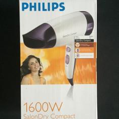 Uscator de Par PHILIPS Salon Dry 1600W (Alb)