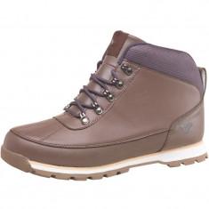 Bocanci barbati - Bocanci Voi Jeans Mens Delta Boots Brown