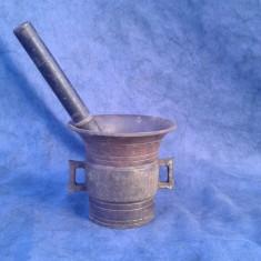 Metal/Fonta - Mojar vechi din fier