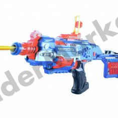Pistol de jucarie - Pusca cu gloante din burete Field Arms Fighter - ochelari de protectie inclusi