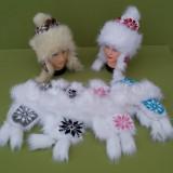 Caciuli de blana, diferite modele
