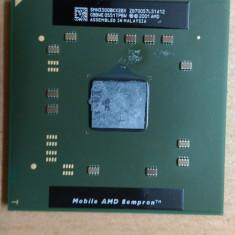 Procesor Laptop AMD Sempron 3300+ 2, 0GHz Socket 754, 2000-2500 Mhz, Numar nuclee: 1