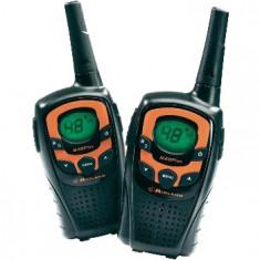Resigilat - Statie radio PMR portabila Midland M48 Plus set cu 2bc Cod C907