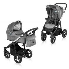 Baby Design Husky 07 titan - Carucior Multifunctional 2 in 1 - Carucior copii Landou