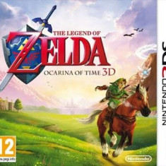 Legend Of Zelda Ocarina Of Time Nintendo 3Ds - Jocuri Nintendo 3DS