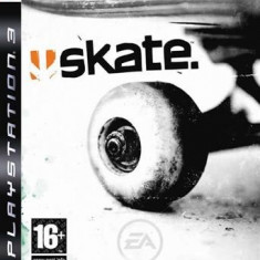 Skate Ps3 - Jocuri PS3 Electronic Arts