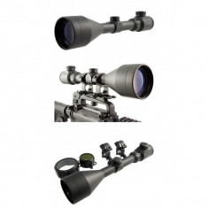 Luneta vanatoare - Luneta pentru arma Tasco 3-9x56 Bonus sistem de prindere