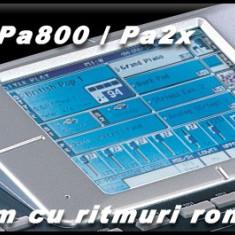 SET aranjat profesional pentru Korg Pa800 si Pa2x