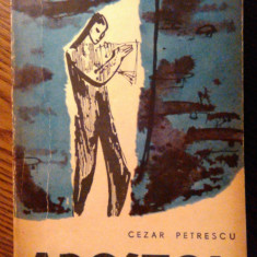 Cezar Petrescu - Apostol - Roman