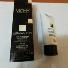VICHY FOND DE TEN CORECTOR DERMABLEND -OPAL -SUPER PRET!