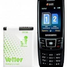 Baterie telefon - Acumulator Samsung D880  1100 mAh  Vetter