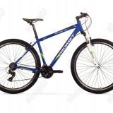 Motocicleta - Romet RAMBLER 29 1.0 Albastru-Verde