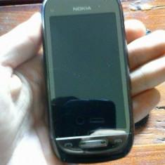 Telefon mobil Nokia C7, Negru, Neblocat - Pret de Craciun! Nokia C7, 8 mpx