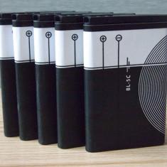 Baterie telefon, Li-ion, 3, 7 V, 1000mAh/3, 6Wh - Baterie Acumulator Nokia N70 Capacitate [MA]1020 Model BL-5C