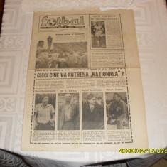 Revista Fotbal [prezentare loturi echipe div.A]