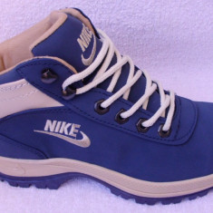 Bocanci barbati, Piele sintetica - Bocanci Nike Mandara Ghete Nike Marimi 36, 37, 38, 39, 40,